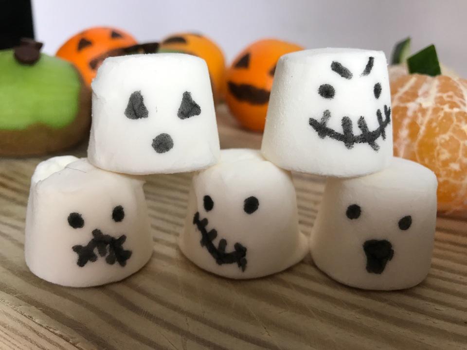 Dairy free Halloween treats | Ready Freddie Go